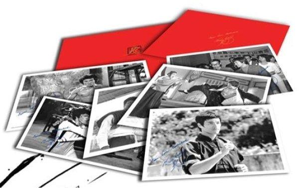 画像1: レアブルース・リーフォト特別限定セット(コレクターズ封筒付) (1)