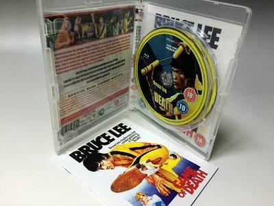 画像1: Game Of Death 死亡遊戯 ダブルフォーマット(イギリス盤Blu-ray&DVD)