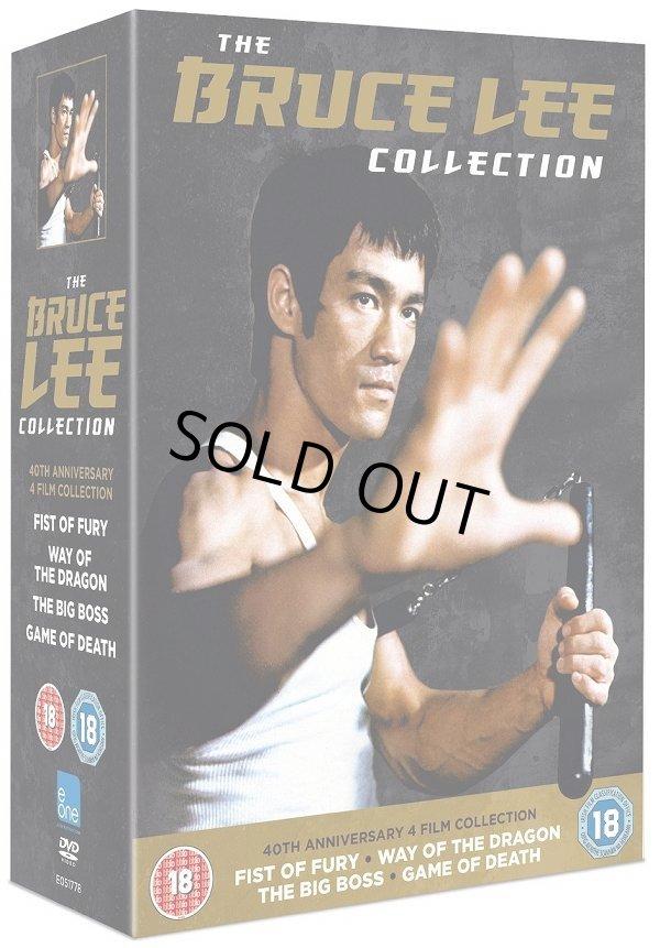 画像1: 40周年記念ブルース・リーコレクション DVD-BOX (イギリス盤) (1)
