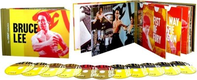 画像1: Bruce Lee Legacy Collection ブルース・リー レガシーコレクション (4 Blu-ray/ 7 DVD アメリカ盤) ブルース・リー没後40