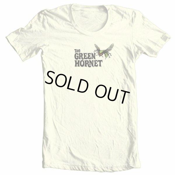 画像1: グリーン・ホーネットTシャツ(アメリカ製) (1)