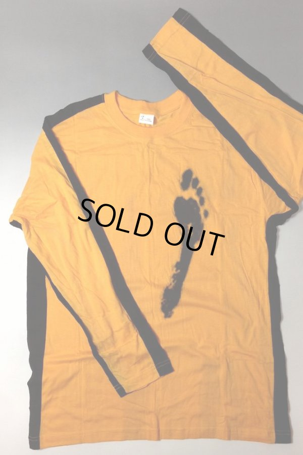画像1: トラックスーツ型Tシャツ ロングスリーブ (1)