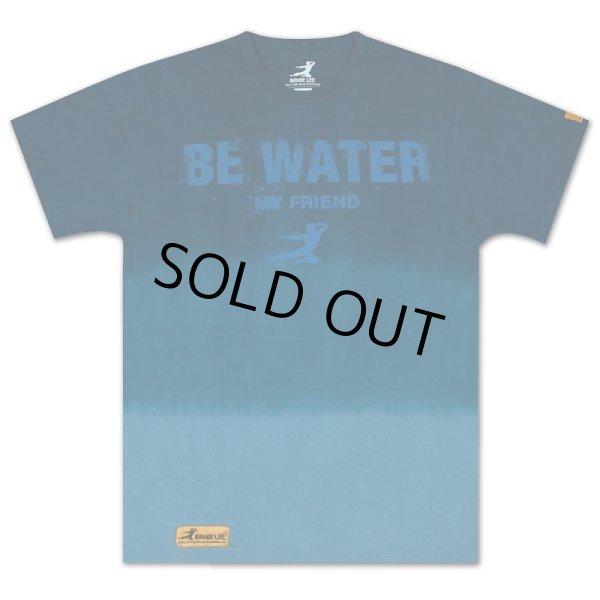 画像1: ブルース・リー BE WATER MY FRIEND Tシャツ (1)