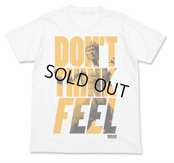 画像1: ブルース・リークラブ DON'T THINK FEEL Tシャツ (1)