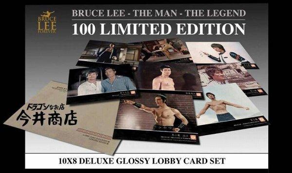 画像1: 『ブルース・リーの生と死』ロビーカード風カードコレクション (1)