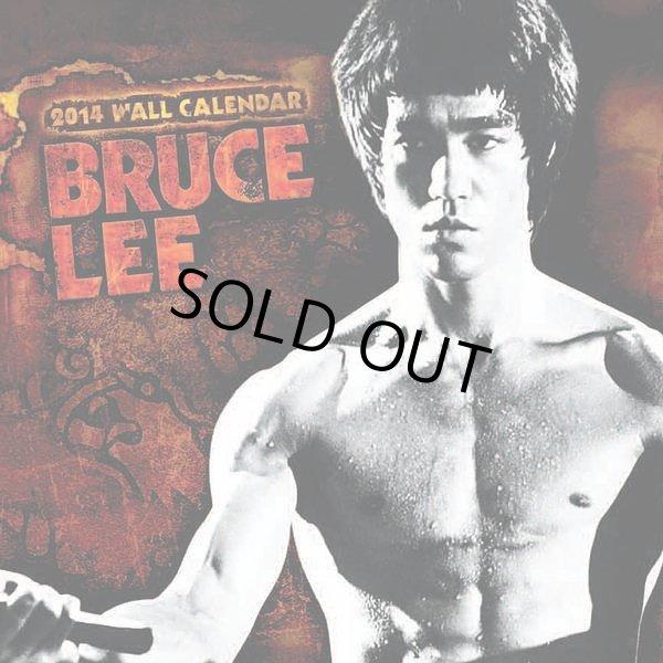画像1: Bruce Lee 2014 Calendar ブルース・リー2014カレンダー (アメリカ版) (1)