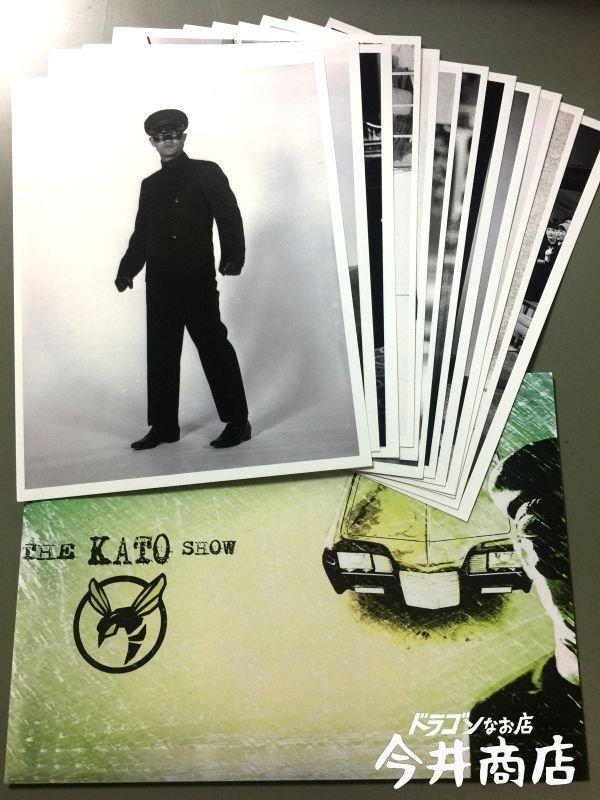 画像1: カトー・ショウ レアフォトセット(レアパブリシティフォト12枚) (1)