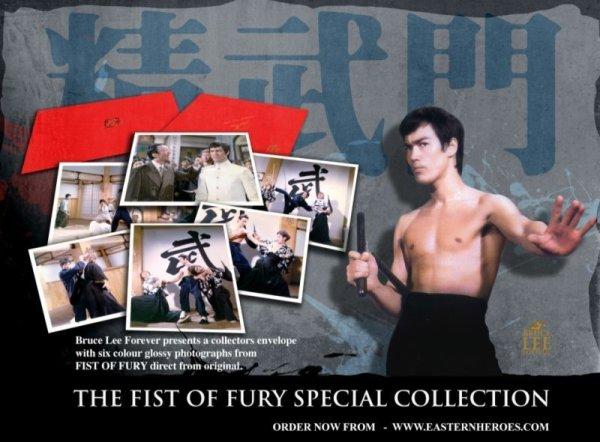 画像1: ドラゴン怒りの鉄拳スペシャルフォトコレクション(コレクターズ封筒付) (1)