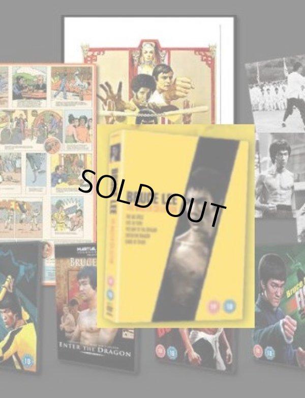 画像1: 燃えよドラゴン45周年ブルース・リーマスターコレクション(UK盤) (1)