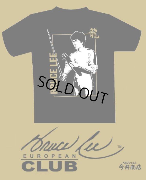 画像1: ヨーロッパブルース・リークラブ10周年記念Tシャツ (1)