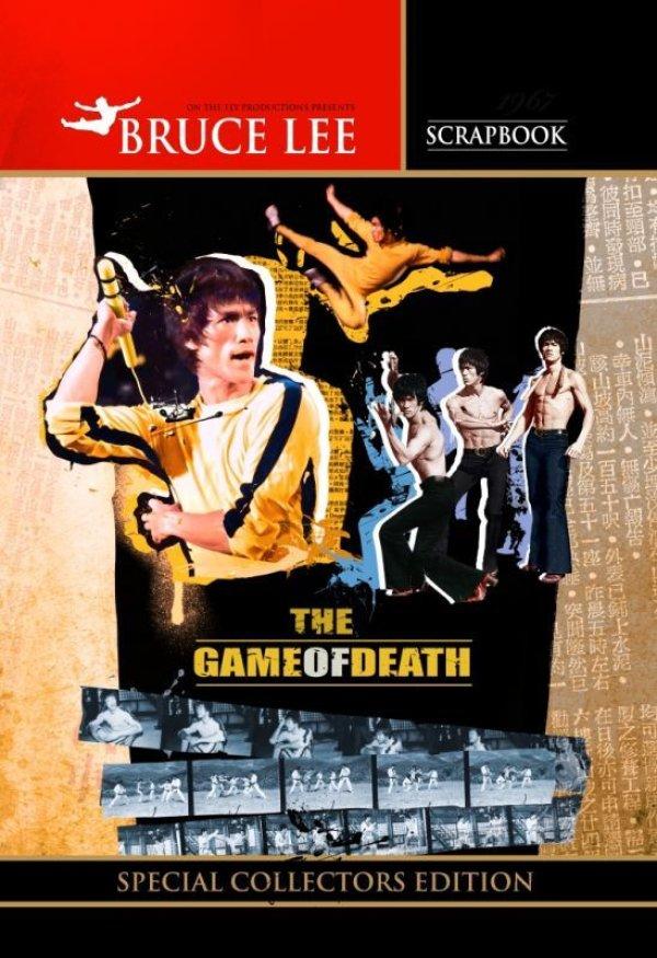 画像1: 死亡遊戯スクラップブック(UK本) (1)