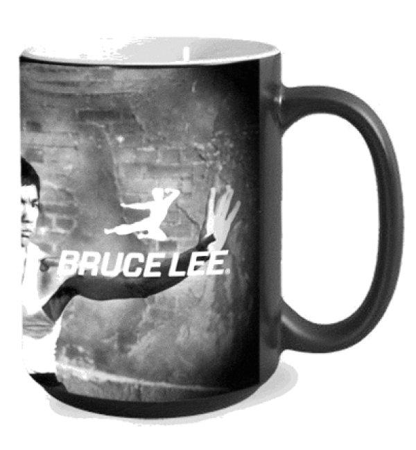 画像1: ブルース・リーマジックマグカップ(15オンス) (1)