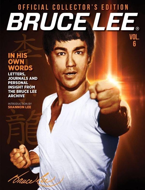 画像1: 公式コレクターズエディション BRUCE LEE Vol.6(アメリカ本) (1)