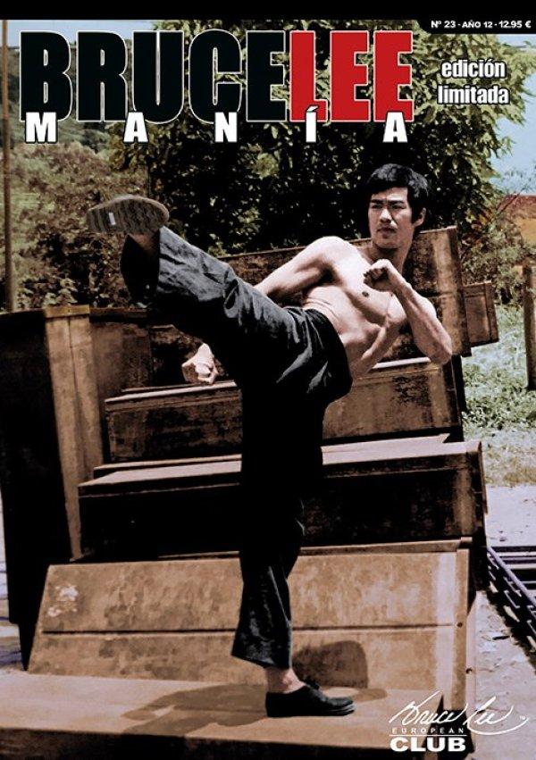 画像1: BRUCE LEE MANIA 23 ブルース・リーマニア23 ヨーロッパ同人誌 (1)
